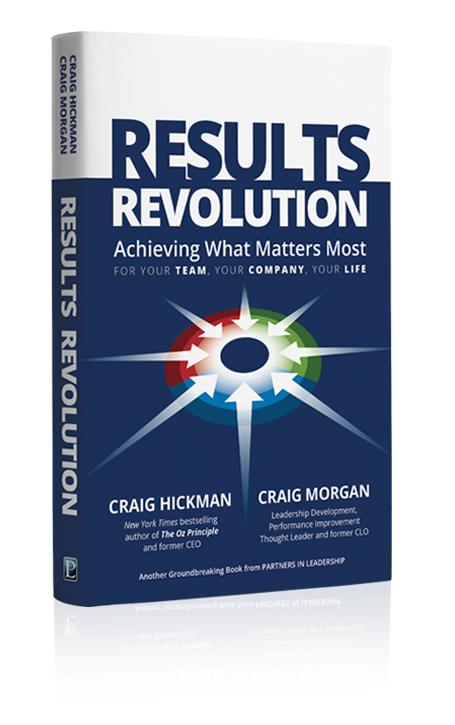Our Results Based Approach Is Embedded In Everything We Do Including Expanding Leadership Bookshelf This Focus On Helping Leaders And Organizations