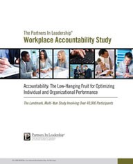 Workplace Accountability Study Executive Summary
