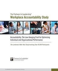 Workplace Accountability Study Executive Summary