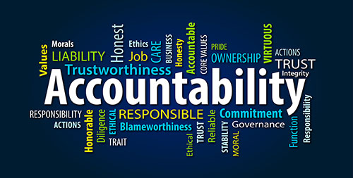 Image result for accountability