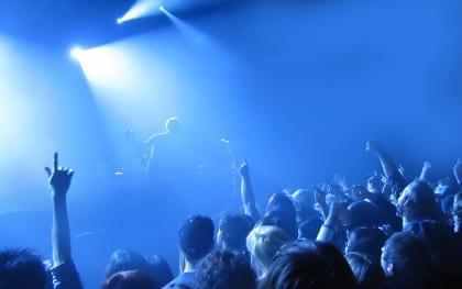 Rock Star Concert Image