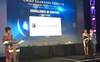 Partners In Leadership Wins CLO Award for the Third Consecutive Year