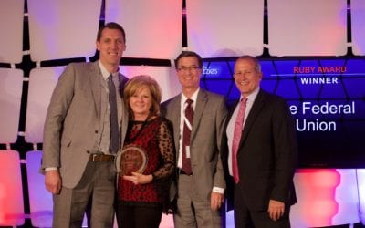 Redstone Federal Credit Union Wins Highest Ozzie Award