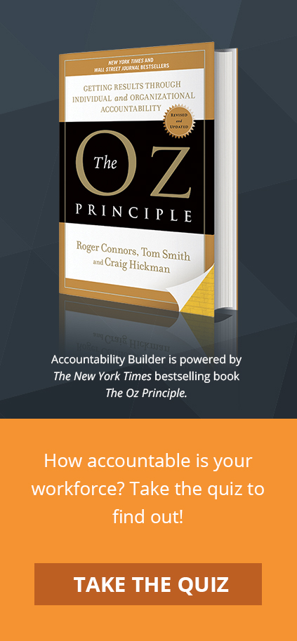 Accountability Builder Partners In Leadership