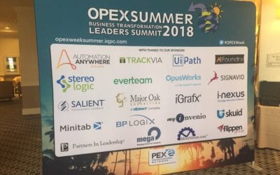 Culture Firm Highlights Workplace Accountability at OPEX Summer 2018