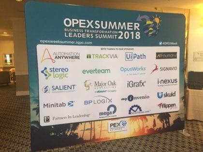 OPEX 2018