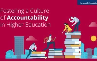 Fostering a Culture of Accountability in Higher Education