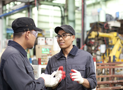 How Manufacturing Leaders Drive Workplace Safety